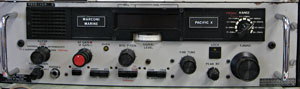 Marconi Pacific X receiver