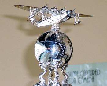 Top of the Musick Memorial Trophy