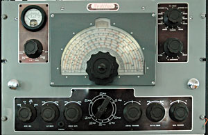 Redifon R50M/FS receiver