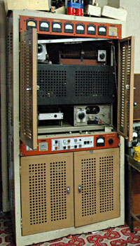 666 transmitter at Auckland Radio