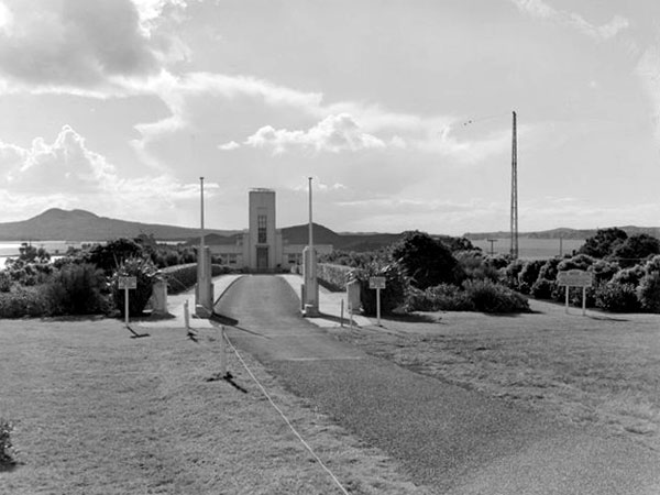 Musick Memorial Radio Station, 10 August 1950.
