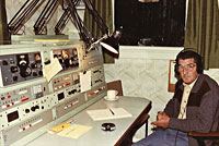 Awarua Radio ZLB c 1980