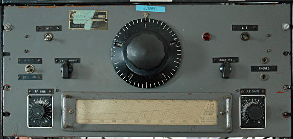 Collier and Beale HRO type receiver