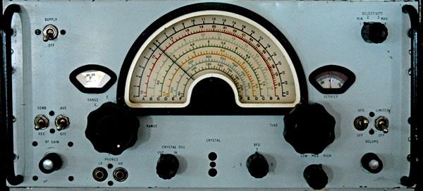 Marconi CSR5 receiver