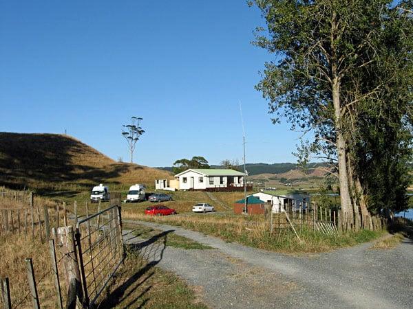 ZL1ZLD 2013 Field Day site