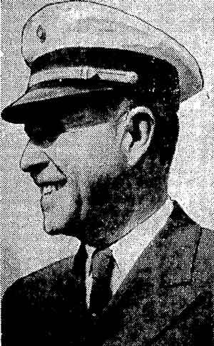 Captain Edwin C Musick
