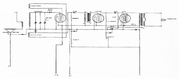 valve receiver introduced in 1923