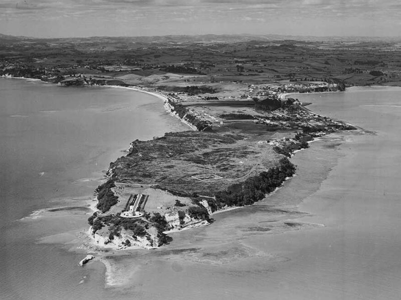 Musick Point, 30 March 1950