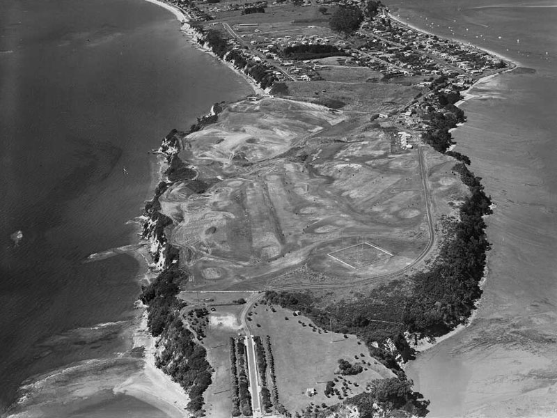 Musick Point, 8 Feb 1959