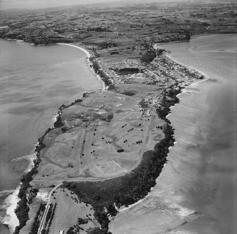 Musick Point, 9 Feb 1965
