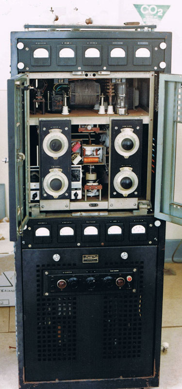 Collier & Beale 873 transmitter