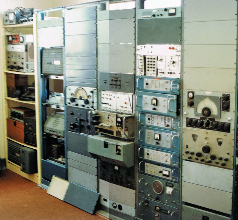 Oliver Rd misc equipment