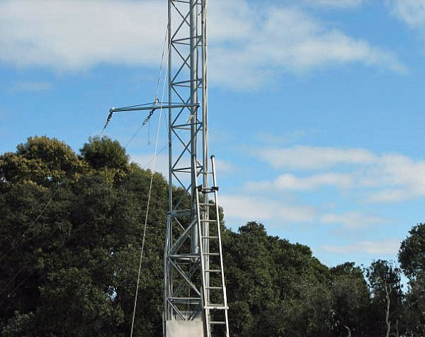 Raising the 500 kHz Marconi Tee