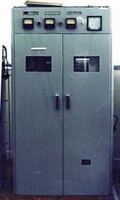 JRC single sideband transmitter