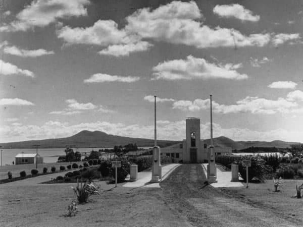 Musick Memorial Radio Station, 29 August 1946.