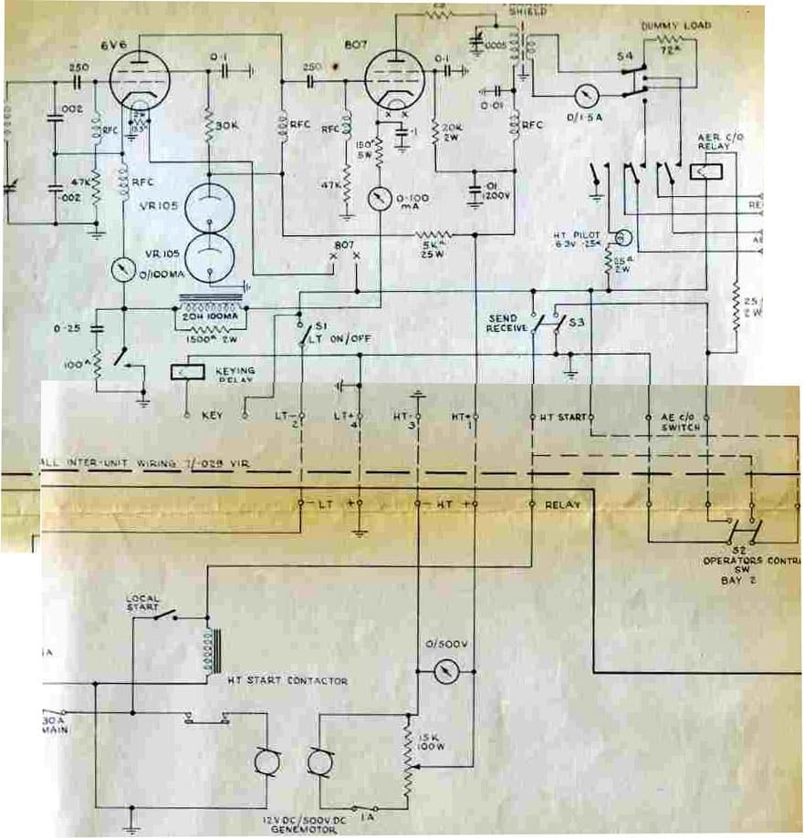 ZLD 500 kcs Pup Transmitter circuit
