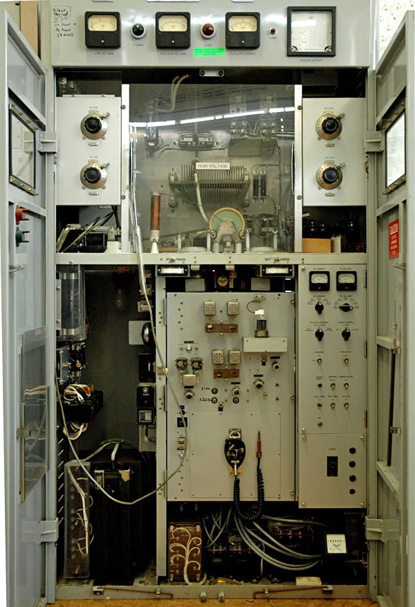 JRC single sideband marine radio transmitter