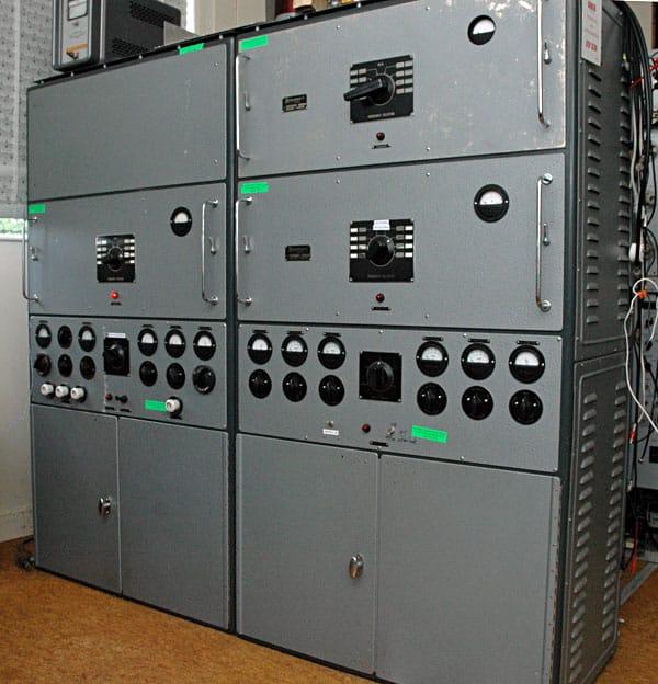Dansk radio transmitter