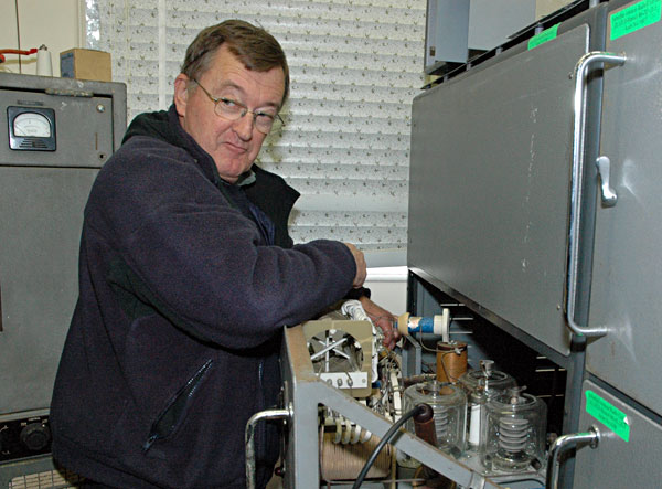 Dansk transmitter RF deck