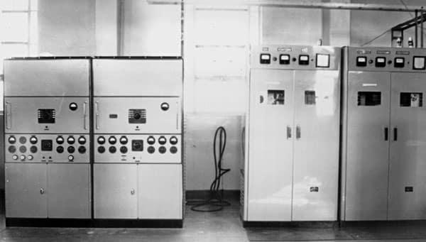 Dansk and JRC transmitters