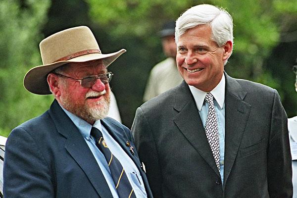 Ian Walker and Charles Swindells