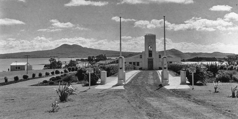 Musick Memorial Radio Station, 29 Aug 1946