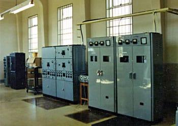 RCA 351, C&B 873, Dansk and two JRCs