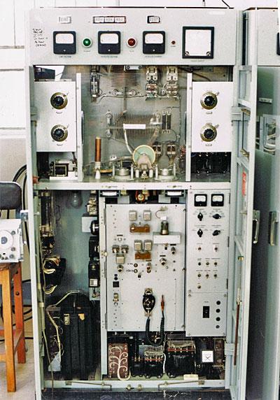 JRC NSD-166N transmitter