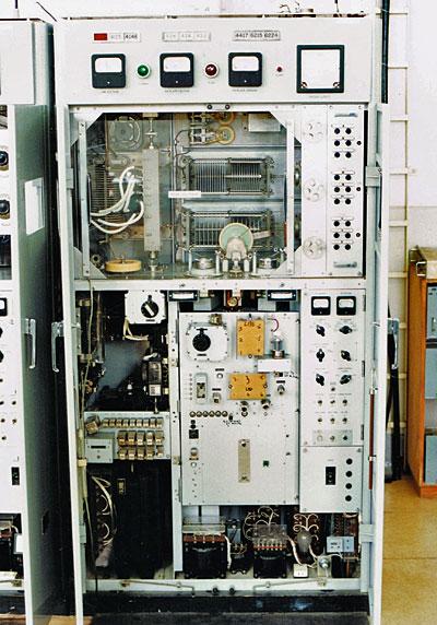 JRC NSD-166P transmitter
