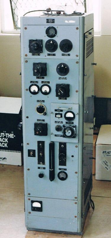RCA 351 transmitter