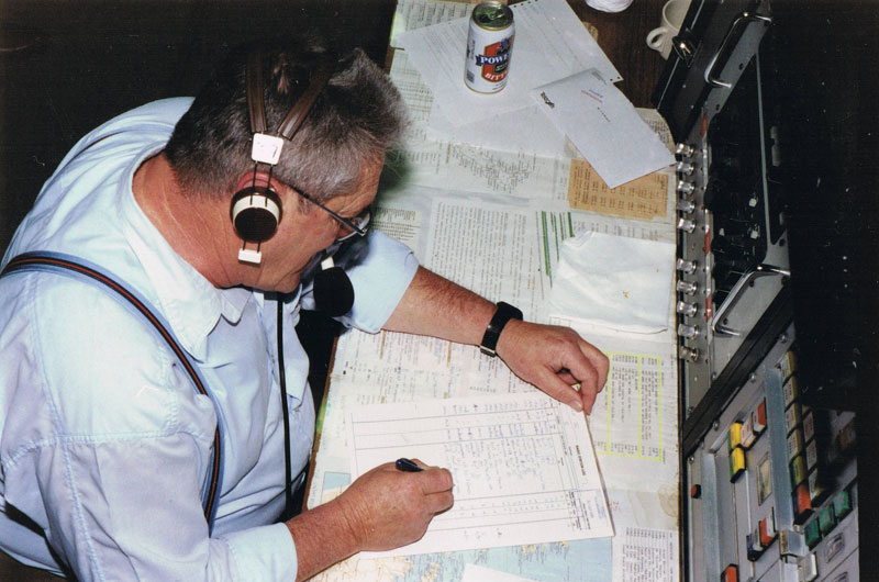 Chuck McLeod making final broadcast from ZLD